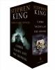King Stephen, Stephen King Three Classic Novels Box Set