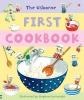 Fiona Watt, First Cookbook