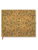 ,<b>Gold Inlay Guest Book</b>