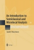 Martins, Lina, An Introduction to Semiclassical and Microlocal Analysis