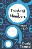<b>Tammet, Daniel</b>,Thinking by Numbers