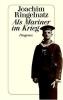 Ringelnatz, Joachim, Als Mariner im Krieg