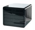 , ladenkast HAN i-Box met 5 gesloten laden zwart