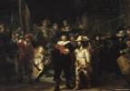 <b>Puz-384</b>,De nachtwacht -  rembrandt - puzzel -  de puzzelman - 1000 - rijksmuseum