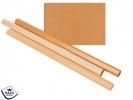 ,<b>Inpakpapier Kraft Gestreept 60gr 100cmx10m Op Rol</b>