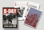 Pia-115714 , D-day - speelkaarten - single deck - piatnik