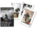 Pia-149214 , World war ii - speelkaarten - single deck - piatnik