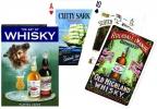 Pia-162114 , Whisky speelkaarten - single deck - piatnik