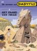 Papyrus 23, Het Paard van Troje