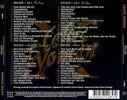 ",Celtic Woman – ""Decade""( 4 cd)"