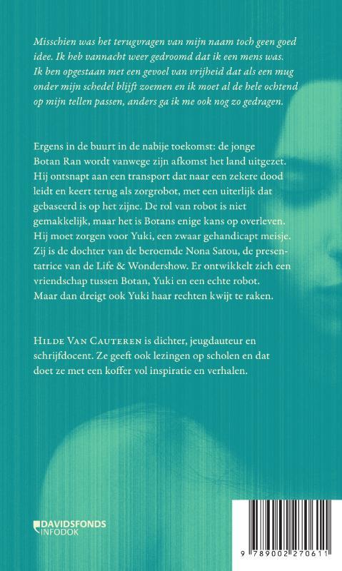 Hilde Van Cauteren,Het sleutelbeengebaar