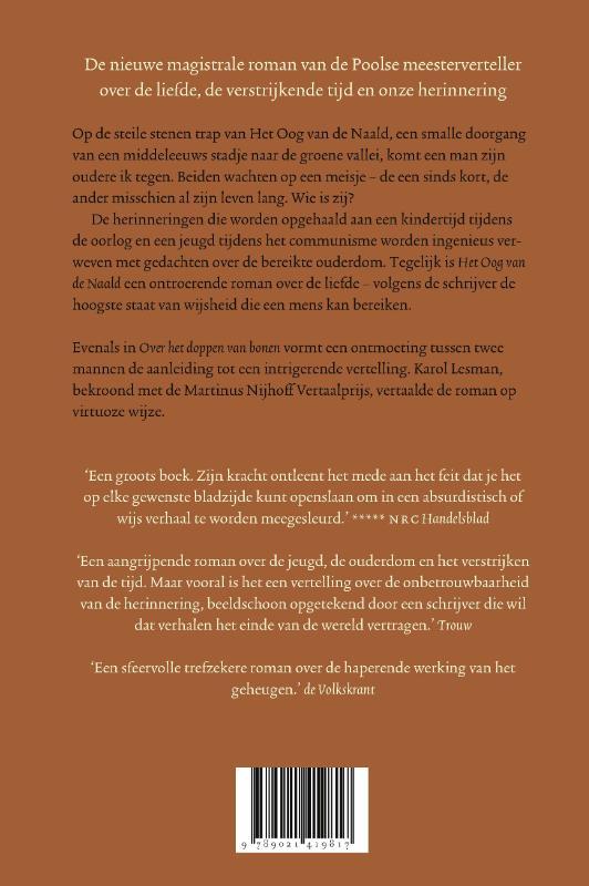 Wieslaw Mysliwski,Het Oog van de Naald