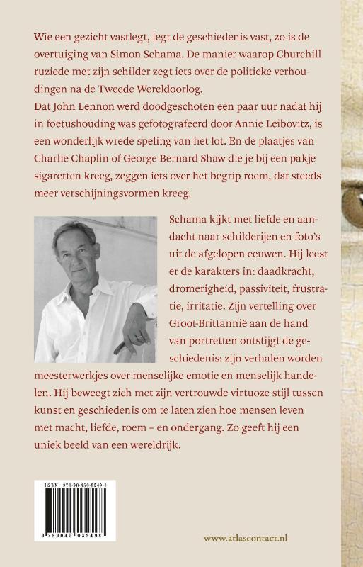 Simon Schama,Het gezicht van een wereldrijk
