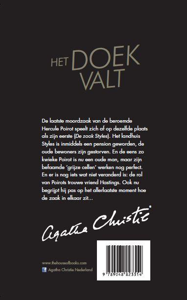 Agatha Christie,Het doek valt