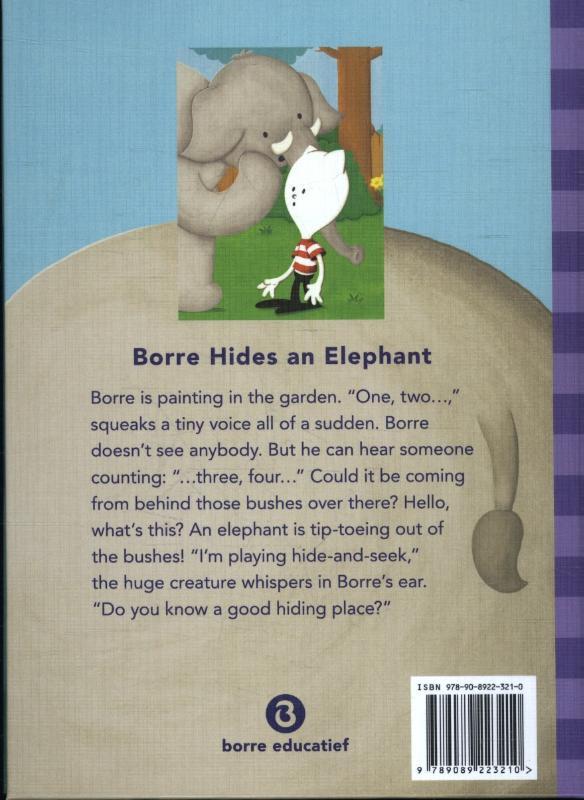 Jeroen Aalbers,Borre hides an elephant