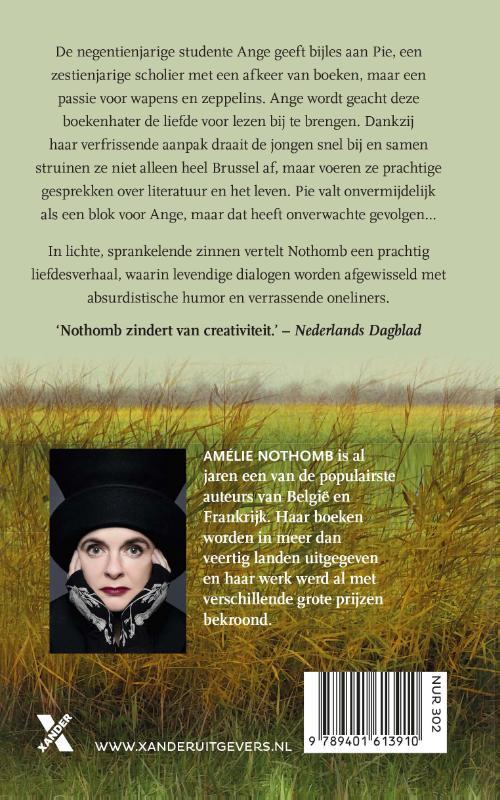 Amélie Nothomb,Luchtschepen