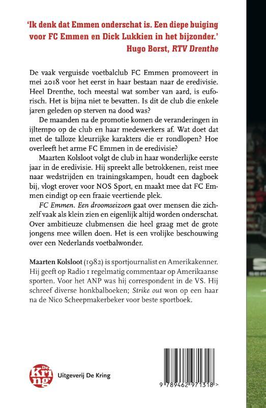 Maarten Kolsloot,FC Emmen