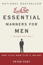Peter Post Essential Manners for Men