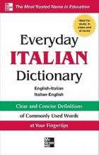 Collins Everyday Italian Dictionary