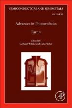 Advances in Photovoltaics: Part 4