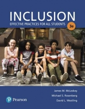 McLeskey, James,   Rosenberg, Michael S.,   Westling, David L. Inclusion