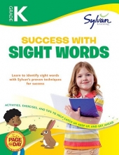 Sylvan Learning Kindergarten Success with Sight Words