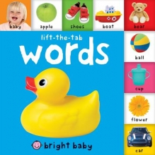 Priddy, Roger Bright Baby Lift-The-Tab