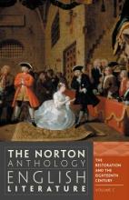Greenblatt, Stephen The Norton Anthology of English Literature - VC