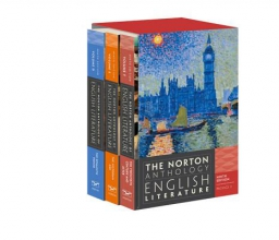Greenblatt, Stephen The Norton Anthology of English Literature - 9e - Package 2