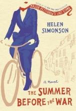 Simonson, Helen The Summer Before the War