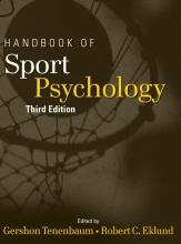 Tenenbaum,   Eklund Handbook of Sport Psychology