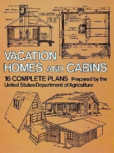U. S. Dept of Agriculture Vacation Homes and Log Cabins