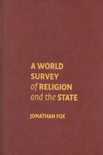 Fox, Jonathan A World Survey of Religion and the State