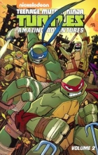 Dicicco, Peter Teenage Mutant Ninja Turtles Amazing Adventures, Volume 2