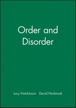 Lucy Hutchinson,   David Norbrook Order and Disorder