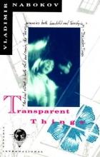 Nabokov, Vladimir Vladimirovich Transparent Things