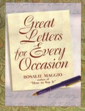 Maggio, Rosalie Great Letters for Every Occasion