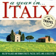 A Year in Italy 2017 Calendar