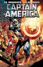 Brubaker, Ed Captain America by Ed Brubaker 2