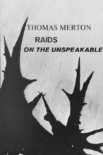 Merton, Thomas Raids on the Unspeakable