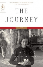 Adler, H. G. The Journey