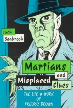 Jack Seabrook Martians and Misplaced Clues