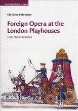 Fuhrmann, Christina Cambridge Studies in Opera