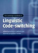 Bullock, Barbara E. Cambridge Handbooks in Language and Linguistics