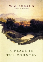Sebald, W. G. A Place in the Country
