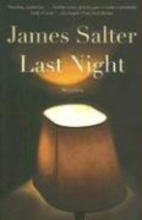 Salter, James Last Night