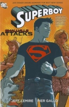 Lemire, Jeff Superboy 1