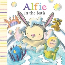 Gliori, Debi Alfie in the Bath