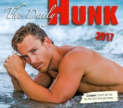 The Daily Hunk 2017 Calendar