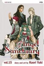 Yuki, Kaori Angel Sanctuary 15
